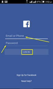 Www facebook com mobile login