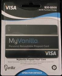 Which dating sites accept vanilla visa gift cards