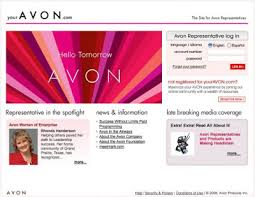 Avon Representative Log In