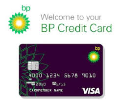 My BP Credit Card